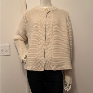 Charter Club one button cardigan sweater
